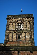 St Nicholas Leicester tower from south.JPG