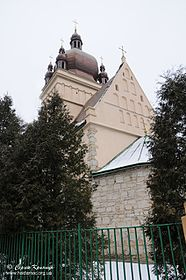 St Paraskewy Church in Lviv 09.jpg