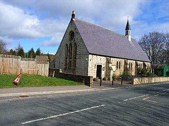 Waterhouses, County Durham - St. Paul's Church, Waterhouses
