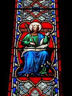 Richard the Pilgrim saint of the Christian Church