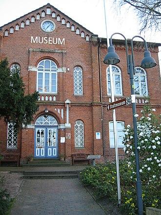 Pinneberg - Local museum