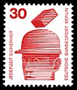 Stamps of Germany (Berlin) 1972, MiNr 406, A.jpg