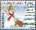 Stamps of Moldova, 2014-35.jpg