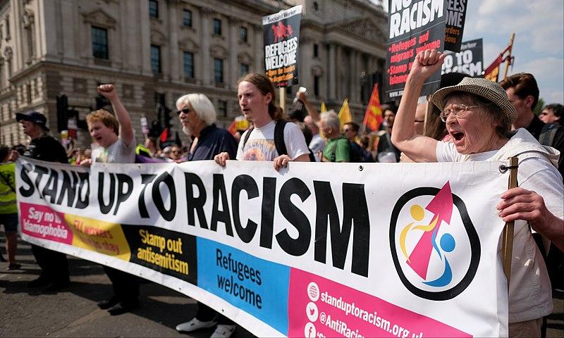 Global cities unite against racism