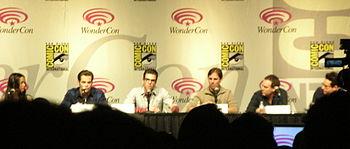 Star Trek panel at WonderCon 2009 2