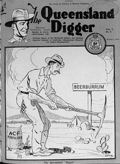 Beerburrum Soldier Settlement