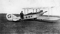 StateLibQld 1 162403 Bert Hinkler's Avro G-EBOV at Camooweal, 1928.jpg