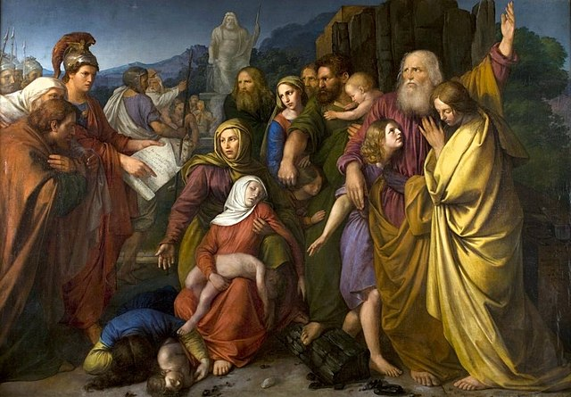 Maccabees, 1830-1842, oil on canvas, 262 x 371 cm Stattler-Machabeusze.jpg