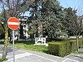 Statua Leone di San Marco di via XX settembre (Legnago) 02.JPG