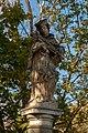 Statue of John of Nepomuk in Brno-Maloměřice 04.jpg