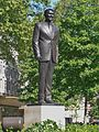 Statue of Ronald Reagan, Grosvenor Square W1.JPG