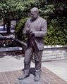 Statue of William Sidney Porter in Greensboro, North Carolina LCCN2011632388.tif