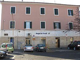 Stazione di bagni di tivoli wikipedia