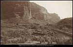 Steamboat Rocks, Echo Canon U.P.Ry. C.R. Savage, Photo..jpg