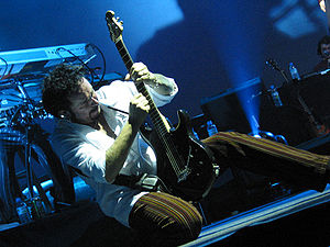 Steve Lukather - Lukather solo with Toto