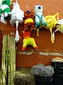 Still Life with Sugar Cane and Pinatas - Guanajuato - Mexico (39113386392).jpg