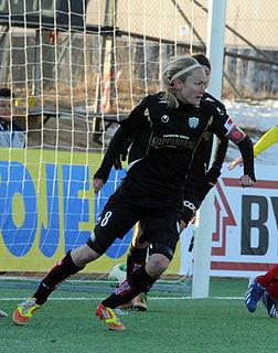 Stina Segerström Association footballer