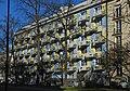 Sto Balkonów (Hundred Balconies) block of flats, 1962 by arch. Bohdan Lisowski, 4 Retoryka street, Krakow, Poland.jpg