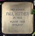 Stolperstein Bundesallee 26 (Wilmd) Paul Kuttner.jpg