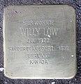 Stolperstein Thomasiusstr 11 (Moabi) Willy Löw.jpg