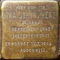 Stolpersteine Köln, Jona Johnny Herz (St.-Apern-Str. 29-31).jpg