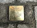 Stolpersteine in Uccle.jpg