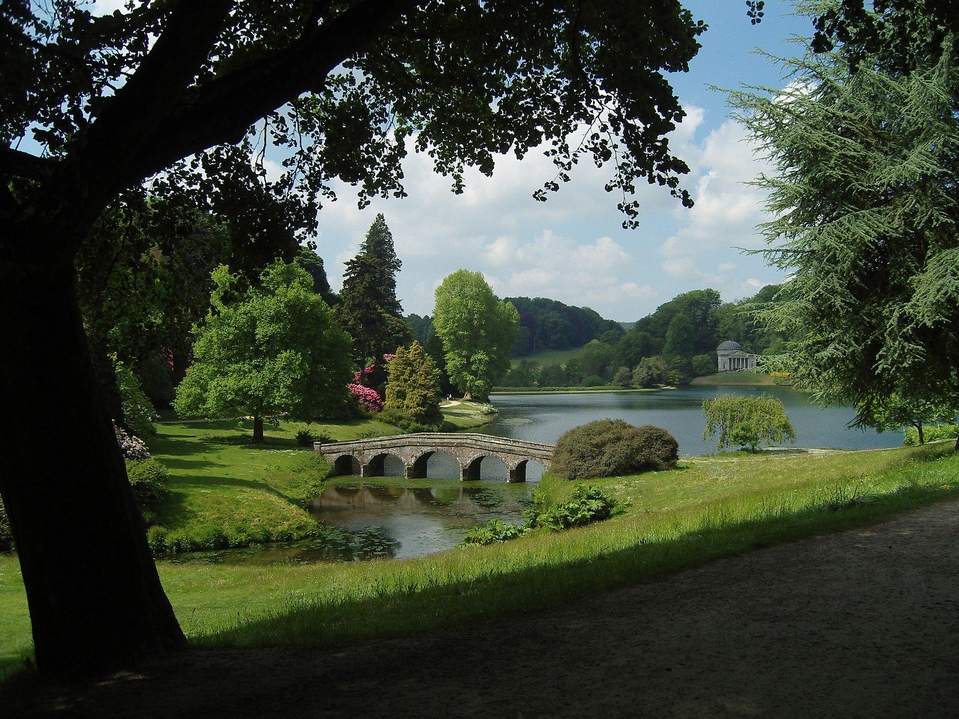 Jardin l 39 anglaise wikip dia for Jardin 0 l4anglaise