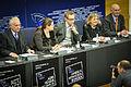 Strasbourg Parlement européen liberté journalistes otages en Syrie 5 février 2014 07.jpg