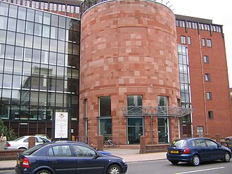 Strathclyde Business School - The University of Strathclyde Business School (SBS) Building