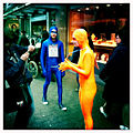 Street Promotion for Morphsuits with QR Codes.jpg
