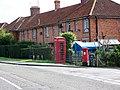 Street Scene, Glastonbury - geograph.org.uk - 1563113.jpg