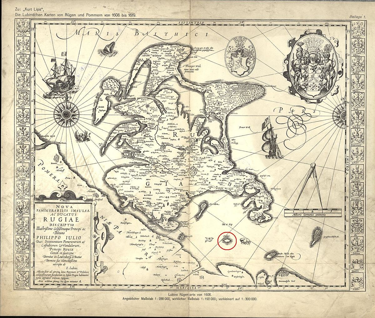 Rte Treasure Island
