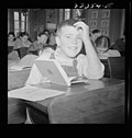 Student in Lancaster County Mennonite public school 1942.jpg
