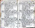 Subačiaus RKB 1827-1830 krikšto metrikų knyga 045.jpg