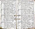 Subačiaus RKB 1832-1838 krikšto metrikų knyga 085.jpg