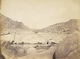 Barabar caves of Bihar