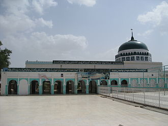 Tajuddin Chishti - Shrine of Sufi saint Shaikh Khawaja Tajuddin Chishti, located at the city of Chishtian