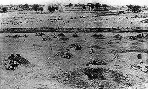 Battle of Suixian–Zaoyang - NRA troops in an attack