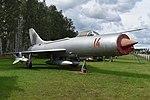 Sukhoi Su-11 '14 red' (24512014377).jpg