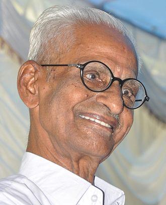 Kerala Sahitya Akademi Award for Humour - Image: Sukumaran potty