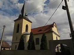 Sulejovice, kostel Nejsvětější Trojice.jpg