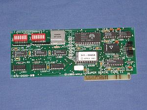 Apple II serial cards - The Super Serial Card.