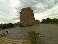 Super Wide time lapse Picture of the Voortrekker Monument.JPG