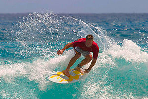 Colorfulness - Image: Surfing in Hawaii+50 L Ch chroma