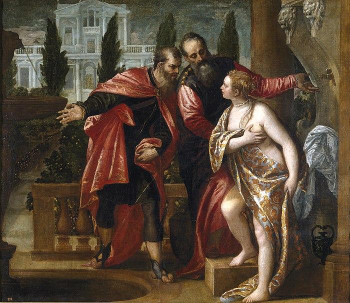 Susana y los viejos (El Veronés)