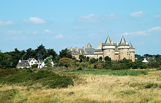 Sarzeau Commune in Brittany, France