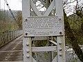 Suspension bridge near Llanstephan - geograph.org.uk - 1584211.jpg