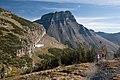 Swiftcurrent Pass, Mount Wilbur (4171823561).jpg