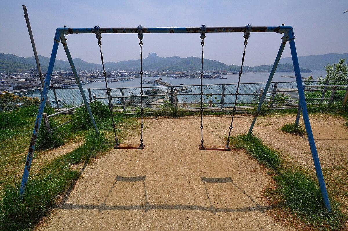Swing seat at Ouji-jinja.jpg