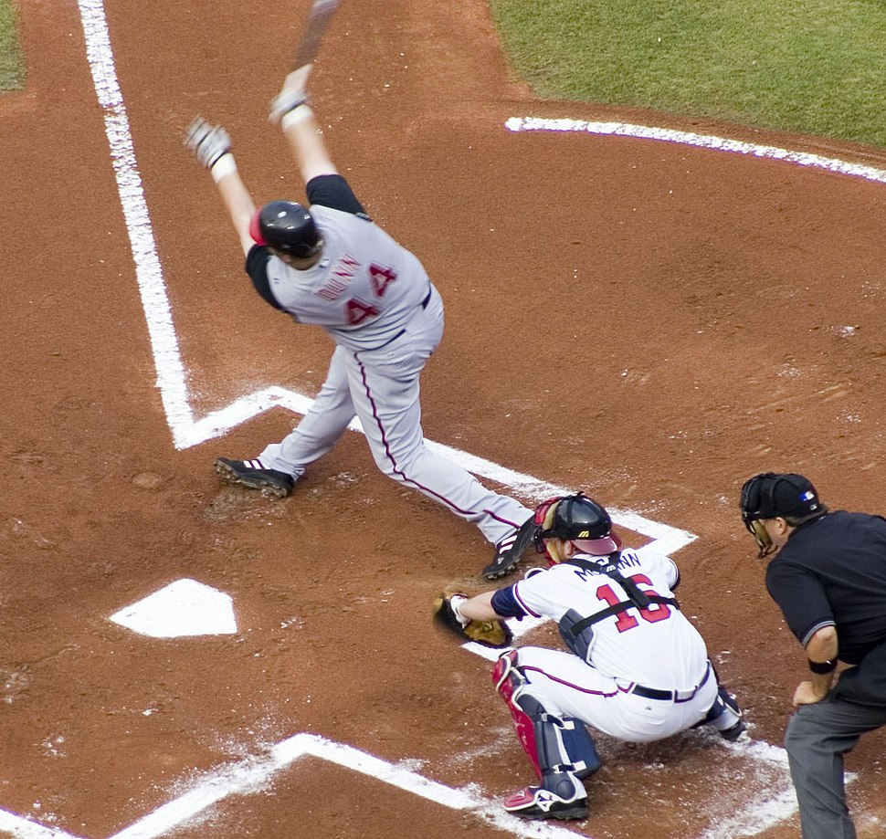 Swinging strikeout